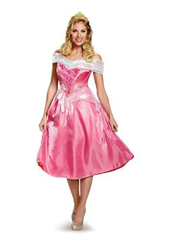 Womens Deluxe Aurora Costume Small