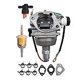 FANGFANG Want Want Lin Carburador Se Adapta a Kohler 20HP-26HP Craftsman GTS5000 Cub Cadet I1046 Cadet 50, 32853, (Color : Silver)