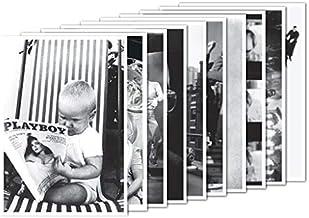 Ansichtskarten Set Schwarz Wei/ß I 26er Postkarten Set Schwarzwei/ßfotografie Chromokarton 300g Papier A6 I Coole Motiv Postkarten I Eindrucksvolle schwarzwei/ß Bild Postkarten Postcrossing 42thinx
