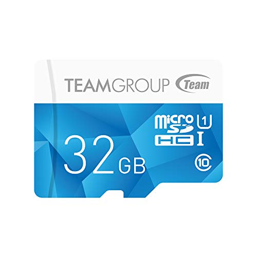 TEAMGROUP Color Card I 32GB 3 Pack Micro SD Class 10 UHS-I U1 High Speed Flash Memory Card - Read up to 80MB/s for Full HD Camera Recording Shooting, Smartphone (TCUSDH32GUHS02)