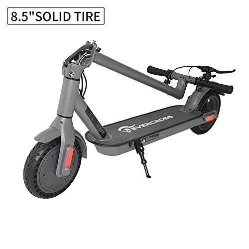 ScooterTrip Trottinette Électrique, 25km la Longue portée Pliable et Réglable en Hauteur Vitesse jusqu'à 25km/h Trottinette Électrique Adulte