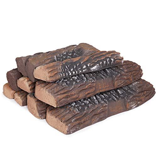 GASPRO Gas Fireplace Logs