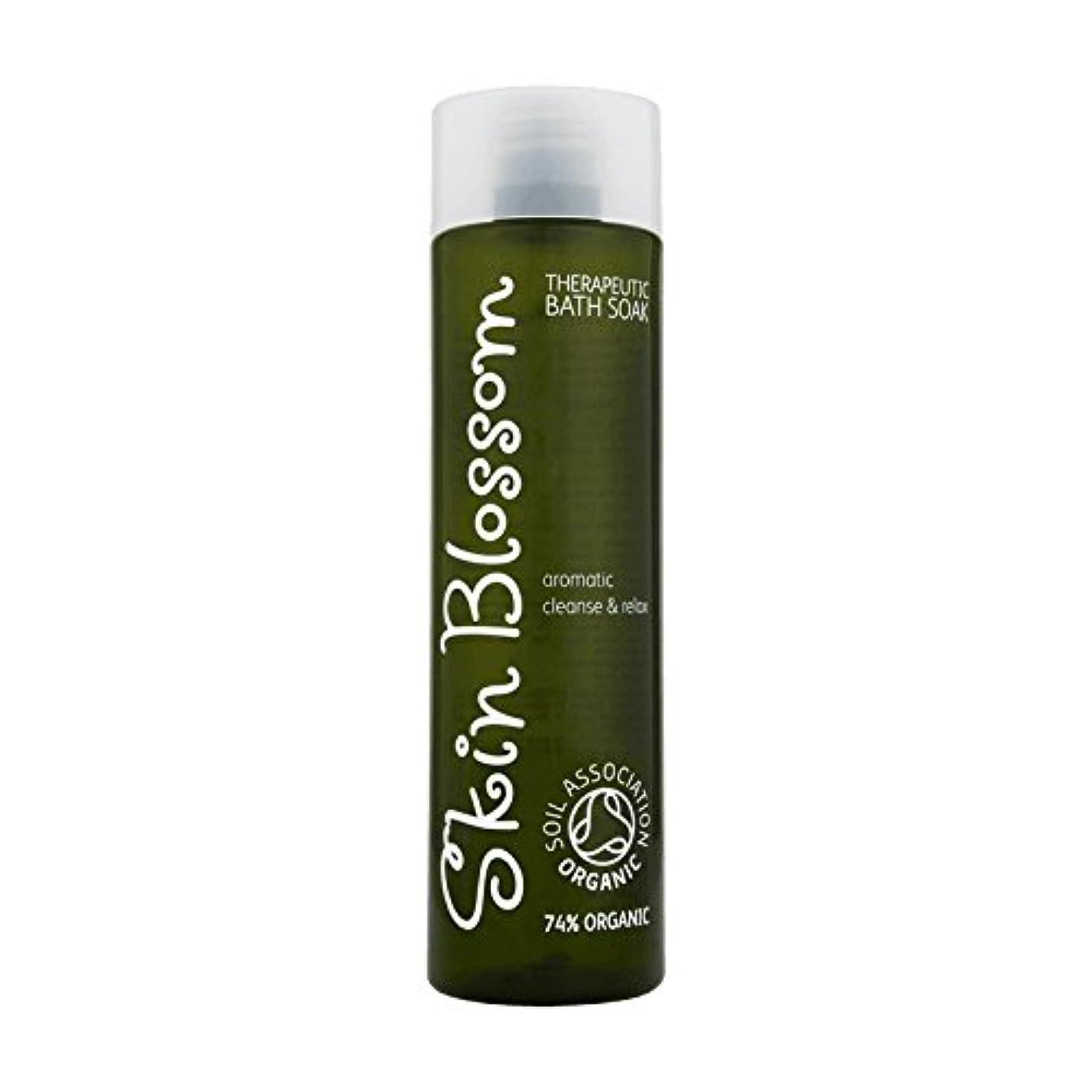 実証する舗装アミューズSkin Blossom Therapeutic Bath Soak 300ml (Pack of 6) - 治療浴は300ミリリットルソーク皮膚の花 (x6) [並行輸入品]