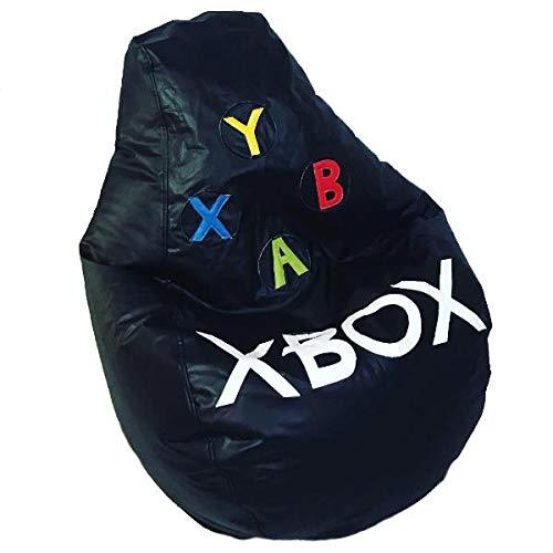 Puff Pera Xbox, soporta hasta 80kg