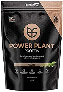 PranaOn Power Plant Protein, Original, 1 kilograms
