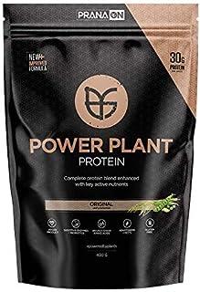 PranaOn Power Plant Protein, Original, 1 kilograms