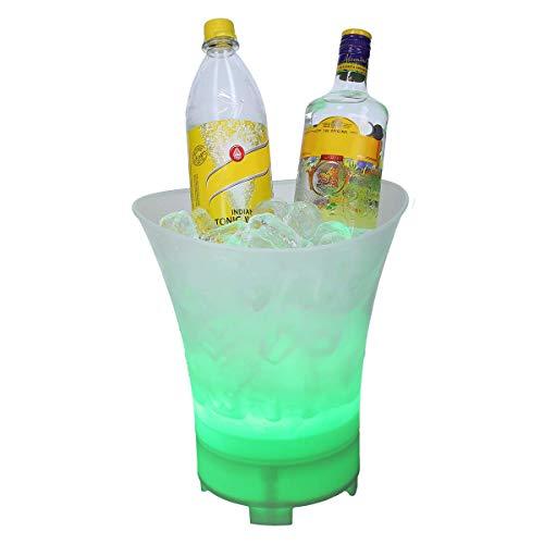 Maginon Getränkekühler GK-1 BS mit Bluetooth Lautsprecher und LED Beleuchtung