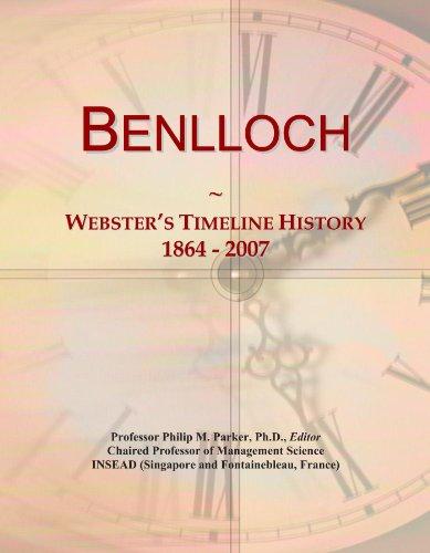 Benlloch: Webster