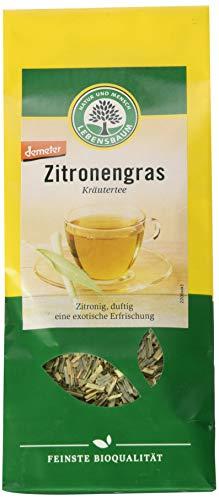 Lebensbaum Kräutertee Lose - Zitronengras, 50 g