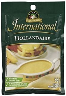 McCormick Hollandaise Sauce 56g pack, (Imported from Canada)