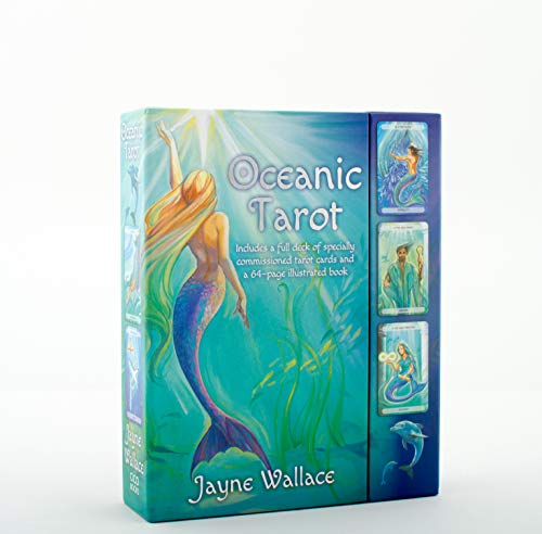 Oceanic Tarot: Includes a Full Deck of Specially Commissioned Tarot Cards