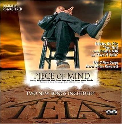 Tela - Piece Of Mind - Amazon com Music