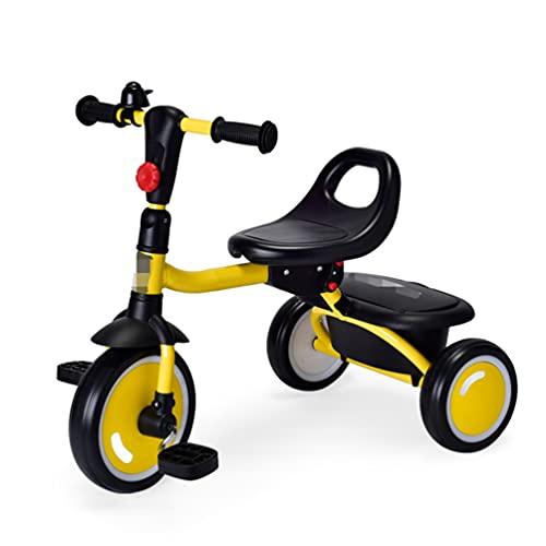 Triciclo Per Bambini,Bicicletta Per Bambini,Bicicletta Per Bambini,Triciclo Per Bambini,Bambini E Bambine Dai 3 Ai 6 Anni,Sedile Regolabile