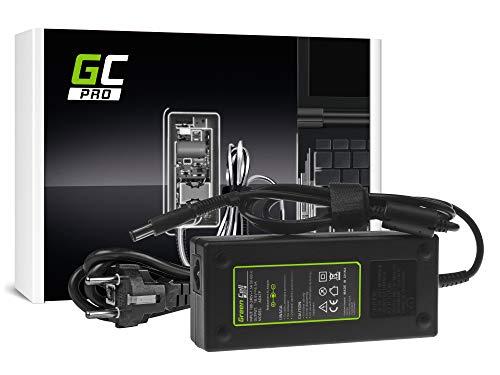 GC PRO Netzteil für HP Compaq 6710b 6730b 6910p nc6400 nx7400 EliteBook 2530p 6930p 8530p 8540p Laptop Ladegerät inkl. Stromkabel (18.5V 6.5A 120W)