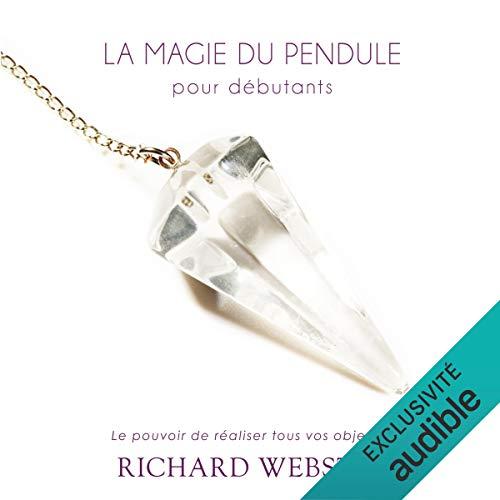 『La magie du pendule pour débutants』のカバーアート