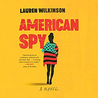 American Spy audiobook cover art