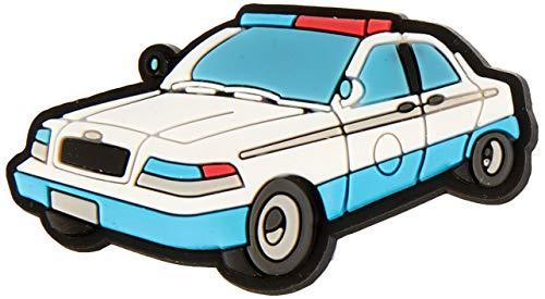 Crocs Jibbitz Symbols Shoe Charm   Personalize with Jibbitz for Crocs Police Car One-Size