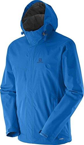 SALOMON Elemental Jacke, Herren S Blu (Union Blue)