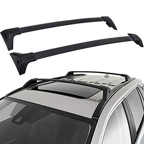 Piaobaige Portaequipajes De Techo para Toyota Rav4 Rav 4 2019 2020 2 Uds Portaequipajes De Aluminio para Rieles Superiores para Portaequipajes De Coche