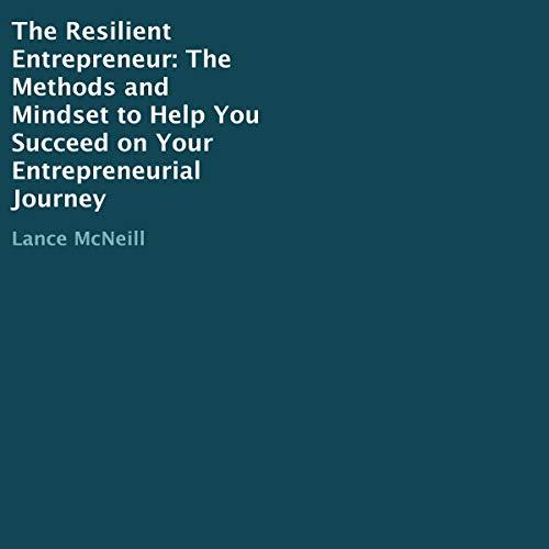 Couverture de The Resilient Entrepreneur