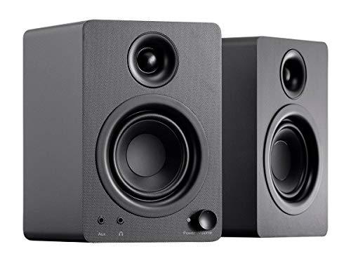 Buy Bargain Monoprice DT-3 50-Watt Multimedia Desktop Powered Speakers Perfect Complement to Any Hom...