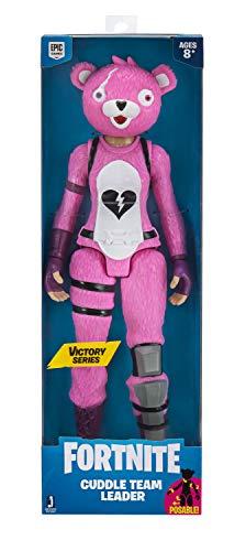 FORTNITE FNT0081 Victory Serie Figur Cuddle Team Leader, mehrere Farben