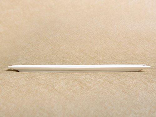 西田(Nishida)楕円皿(14号凹頭)変形皿フレンチ皿110272