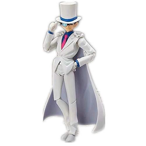 Jaypar Detective Conan Abbildung Kid Das Phantom Dieb Kaito Kuroba Bewegliche Figur Anime-Abbildung Action-Figur