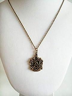 Harry Potter BT Slytherin Logo Pendant Necklace HPS002