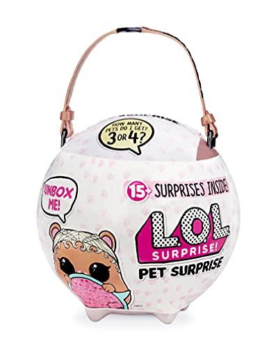 L.O.L. Surprise Biggie Pet- M.C. H