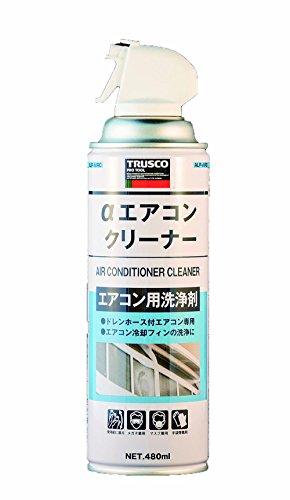 TRUSCOαエアコンクリーナー480mlALPAIRC