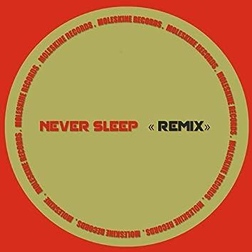 Never Sleep (feat. Princess Superstar, Darelectric) [Remix]