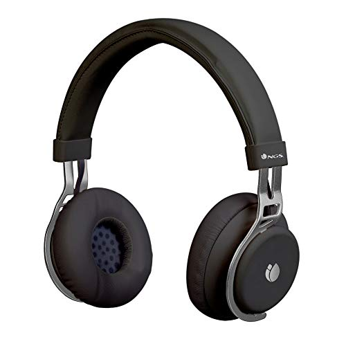 NGS ARTICA Lust Black - Auriculares Inalambricos...