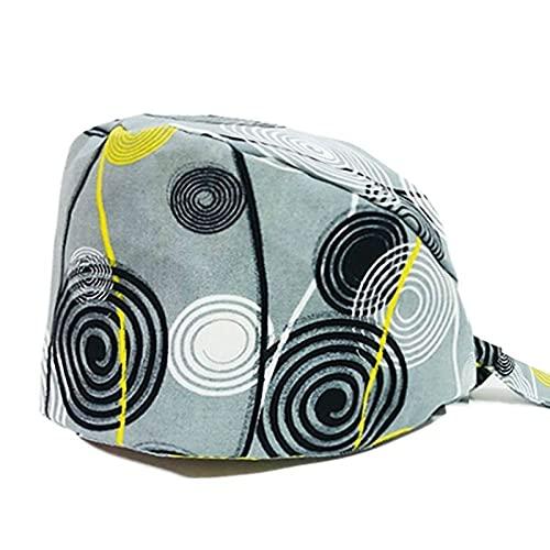 Sombrero de trabajo de 4 piezas con banda para el sudorgorro de...