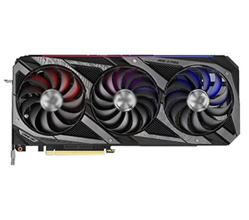 ZHMIAO Grafikkarte GeForce RTX 3060 TI 8G, 3 Lüfterdesign-Videokarte - Schwarz