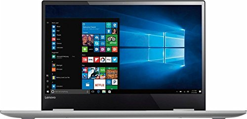 "Lenovo - Yoga 720 2-in-1 13.3"" Touch-Screen Laptop - Intel Core i5-8GB Memory - 256GB Solid State Drive - Platinum Silver"