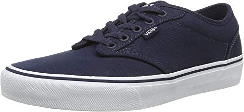 Vans Herren MN Atwood Sneakers, Blau (Navy/White 4K1), 41 EU