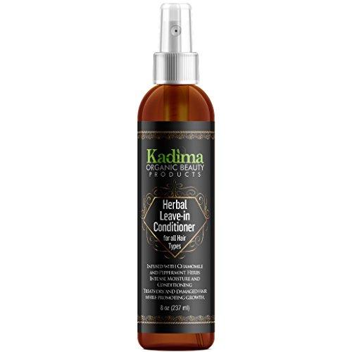 Kadima Herbal Leave-in-conditioner pour tous les types de cheveux. Découvrez la puissance du Beau Cheveux avec nos Leave-In Weightless Conditioner. Une hydratation intense et Conditionneur 226,8 gram