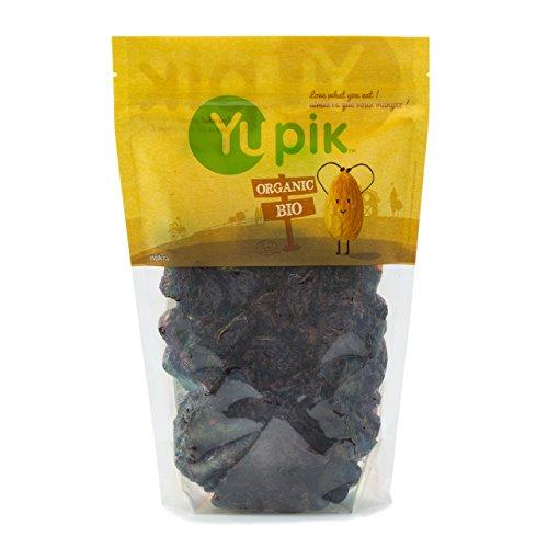 Yupik Organic Pitted Prunes, 2.2 lb