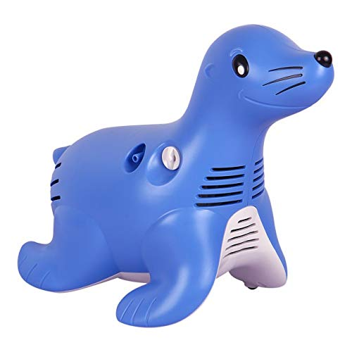 Sami The Seal Nebulizer Compressor Cool Mist with Accessories - Pediatric