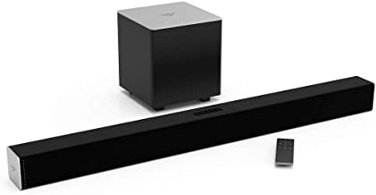 Vizio SB3821-C6C 38 Inch 2.1 Sound Bar System (Renewed)