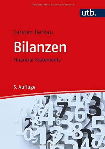 Bilanzen: Financial Statements