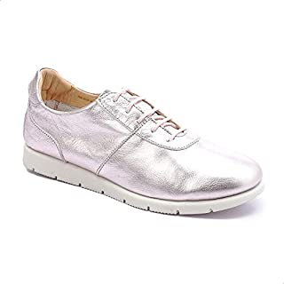 Darkwood Casual sneakers For Women- Pink Gold , 2724641592189
