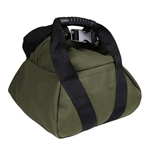 Felenny 1PC Sandsäcke für Fitness mit Griffe Heavy Duty Training Sandsäcke für Fitness Übung EIN Großes Stück Der Ausrüstung für Home Workouts mit Einstellbare Gewichte
