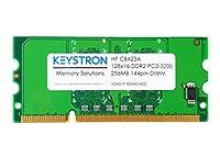 256MBメモリHP LaserJet Pro 400color MFP m475プリンタ( KeyStronブランド)