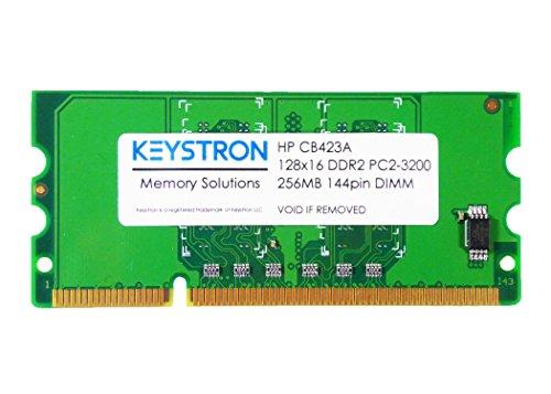 Keystron 256MB Memory Upgrade for HP Laserjet Pro 400, M451dn, M451dw, M451nw Printer CB423A