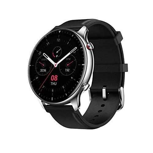 XIAOMI 7595 Smartwatch Amazfit Gtr 2, Esporte, Preto de Obsidiana