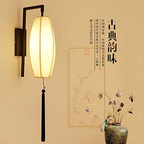 VanMe Modern Style Chinois Lampe Lampe De Chevet Salon Chambre Idées Vintage Allée Corridor Fer Forgé Appliques