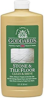 Goddard's Stone and Tile Floor Cleaner - Cleans, Shines, and Protects - 22 oz.