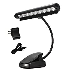Vshinic Clip-On Piano Lamp - Best Piano Lamps and Piano Lights